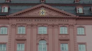 Landtagsgebäude in Mainz