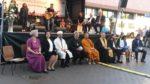 Multireligiöse Gebetsfeier am Lichttor
