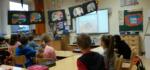 Bundesweiter Vorlesetag der Stiftung Lesen – Marion Schneid las für Schüler der Lessingschule