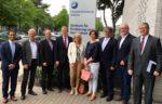 Arbeitsgespräch zwischen den Hauptgeschäftsführern der rheinland-pfälzischen Handwerkskammern und mehreren Abgeordneten der CDU-Landtagsfraktion Rheinland-Pfalz
