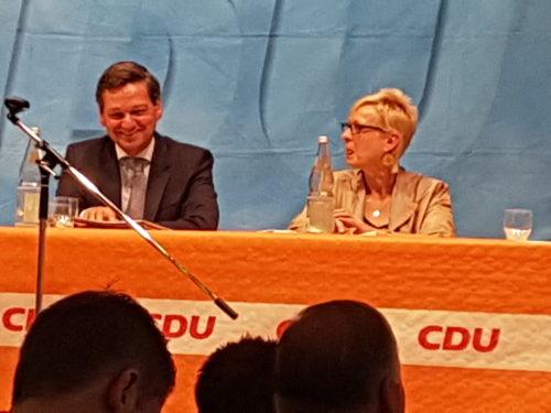 Bezirksparteitag in Münchweiler