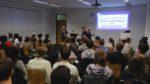 """VIDEO: Marion Schneid antwortet bei erster Auflage von """"Studierende fragen, Politiker antworten"""" am Ostasieninstitut der Hochschule Ludwigshafen"""