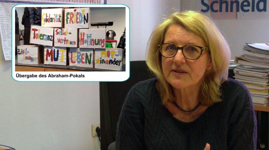 VIDEO: Marion Schneid Informiert – FridaysForFuture-Demo, Gedenken Zwangsarbeiter, Abraham-Pokal, Akademie der Wissenschaften, Plenum, Ausblick