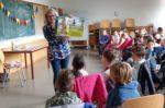Weltbuchtag 2019 – CDU-Landtagsabgeordnete Schneid las an der Grundschule Niederfeld